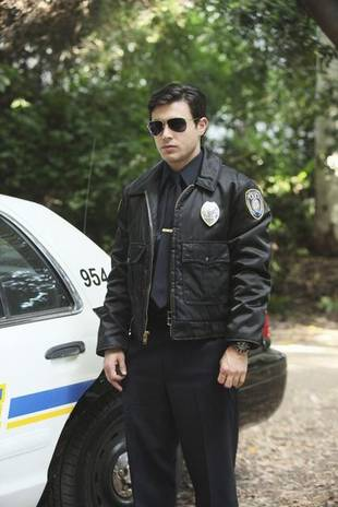 Pretty Little Liars Burning Question: Is Garrett Innocent?