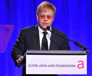 Elton John Wants More Babies!