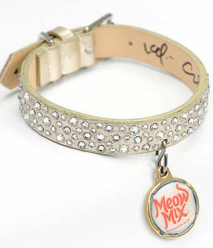 Purrfect the Cat's Meow Mix Collar Sells on eBay: See How Much It Went For!