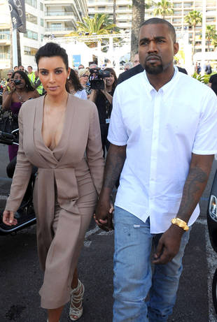 Report: Kanye West Wants Kim Kardashian to Hurry Up and Get Divorced So They Can Get Married