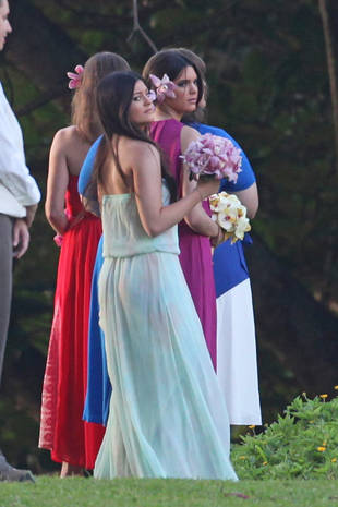 Bruce Jenner's Oldest Son Brandon Ties the Knot in Hawaii