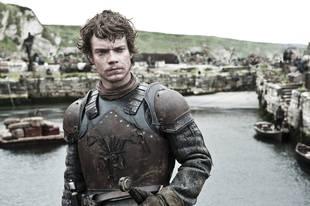 """Alfie Allen on the """"Needed"""" Game of Thrones Sex Scenes and His """"Unbelievable"""" Castmates —  Exclusive"""