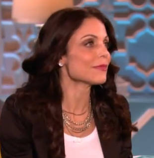 "Bethenny Frankel Addresses Divorce Rumors on Her Talk Show: ""I'm in a Good Marriage"" (VIDEO)"