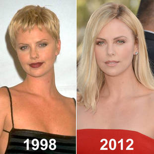 Charlize Theron Rocks Her Sexy Sheared Look
