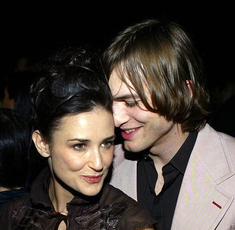 Ashton Kutcher and Demi Moore Haven't Filed For Divorce! Were They Married in the First Place?
