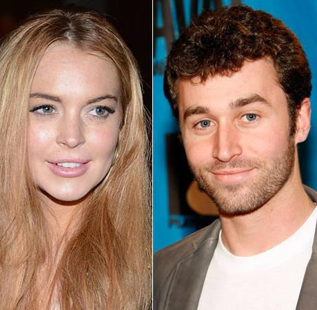 Lindsay Lohan Cast in Bret Easton Ellis Movie Opposite Porn Star James Deen