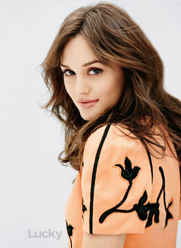 Gossip Girl's Leighton Meester on Love, Marriage, and Her Dream Wedding