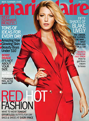 """Why Doesn't Blake Lively Use a Stylist? Gossip Girl Star on Fashion as an """"Expression of Self"""""""