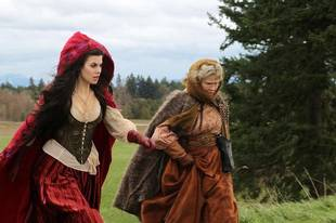 Once Upon a Time's Meghan Ory Promoted to Series Regular for Season 2