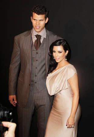 Kim Kardashian and Kris Humphries Begin Divorce Depositions