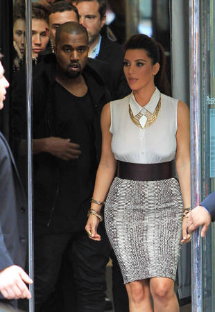 Are They Moving in Together? Kim Kardashian and Kanye West Both List Their Homes for Sale