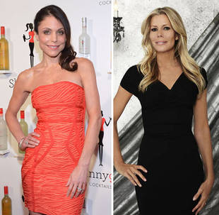 Bethenny Frankel: I Got Aviva Drescher Cast on Real Housewives of New York