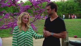 Kacie Boguskie's Bachelorette Blog: Ryan Bowers' Fat Comment Was Just a Joke!