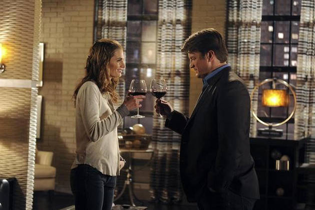 Castle and Beckett Hooked Up! Who Will Be the First to Find Out?