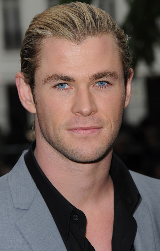 Is Chris Hemsworth Too Buff? Weird Fan Question of the Day
