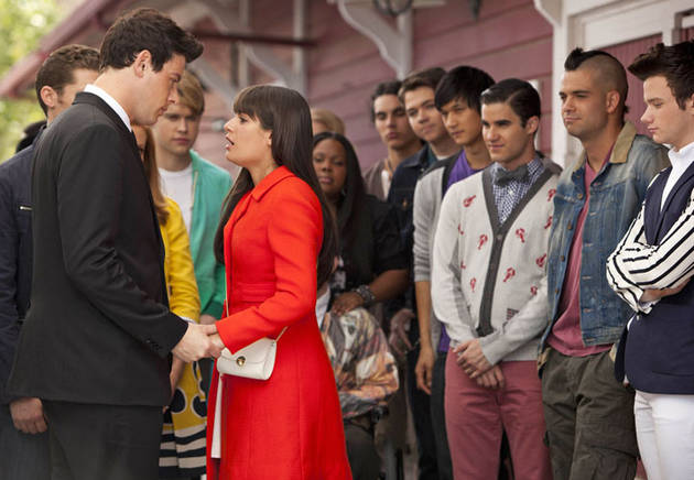 Do Glee Fans Think Finn and Rachel's Breakup Will Last? The Results Are In!
