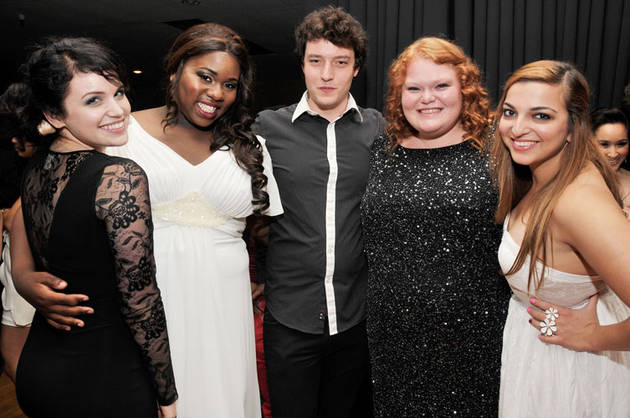 The Glee Project's Charlie and Aylin Go to Prom Together… Sorta