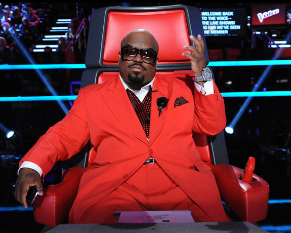 Cee Lo Green Added to the Cast of Adam Levine's Film, Can a Song Save Your Life?