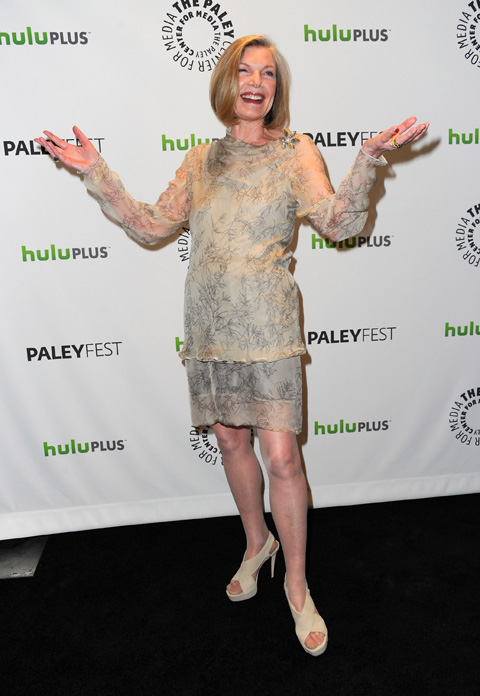 Castle Star Susan Sullivan Takes the Stage in Grace Notes & Anvils This Weekend!
