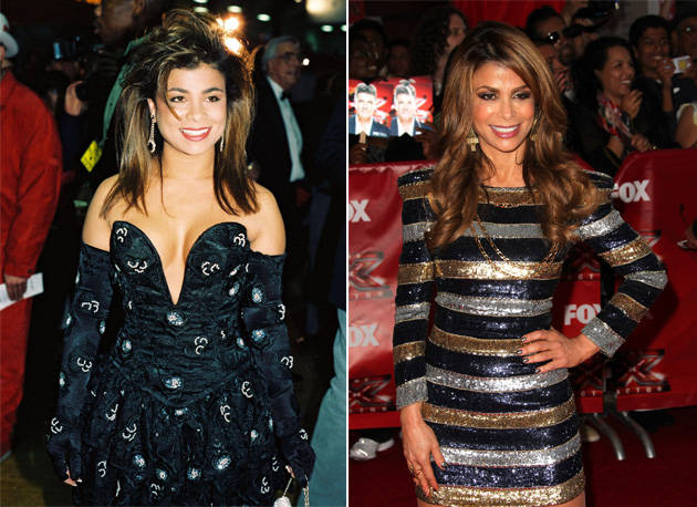 Happy 50th Birthday, Paula Abdul! See the Singer Then and Now
