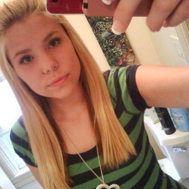 Teen Mom Flashback Photo: Check Out Kailyn Lowry at Age 14