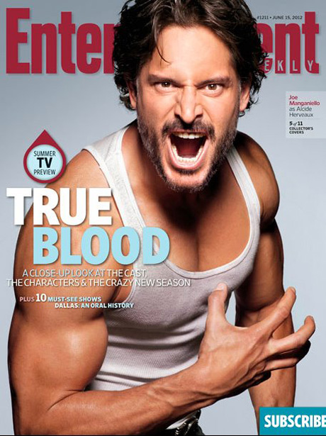 Will Alcide Go to the Dark Side on True Blood? Joe Manganiello Weighs In!