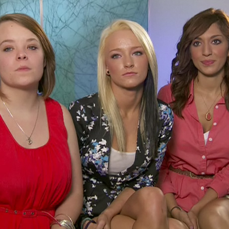 """Teen Mom Cast: Amber Portwood """"Hopes That Girls Learn From Her Mistakes"""""""