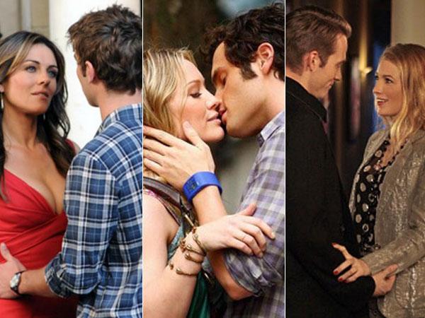 Gossip Girl's Biggest Sex Scandals: Nate and Chuck's Mom, Dan's Threeway, Serena's Underage Crush