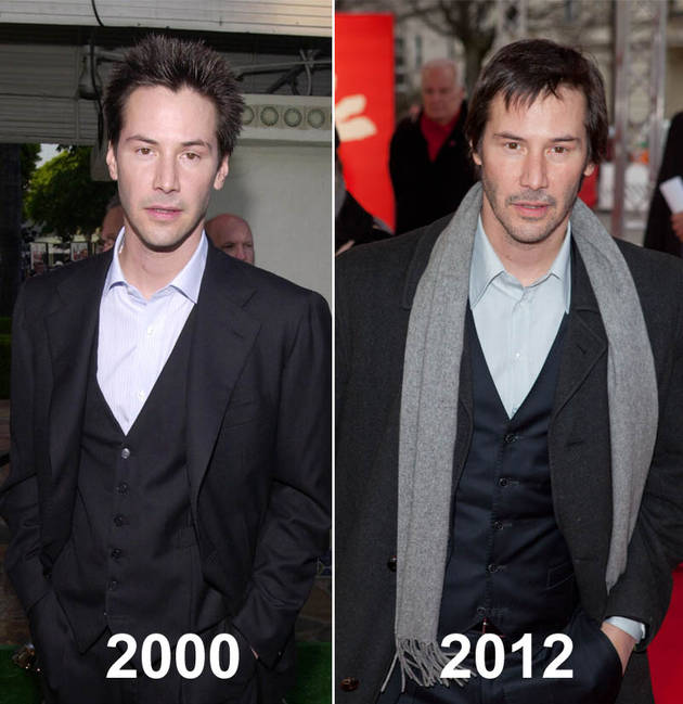 Is Keanu Reeves a Vampire? 47-Year-Old Actor Looks Forever Young! (PHOTOS)