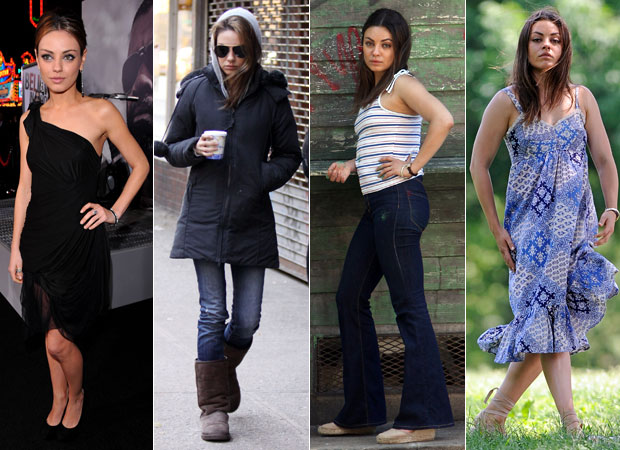 Curvy Mila Kunis Alert! Actress Gains Weight For New Role (PHOTOS)
