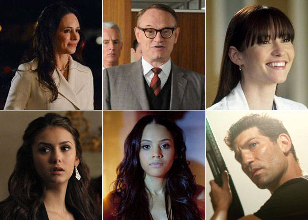 Which 2012 TV Character Death Has Been the Most Shocking So Far?
