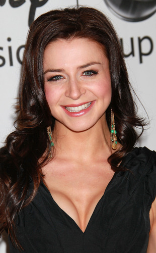 Private Practice Star Caterina Scorsone Has a Baby Girl