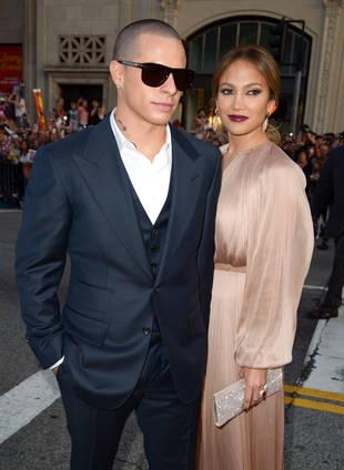 Jennifer Lopez, Casper Smart Open Up About Their Relationship