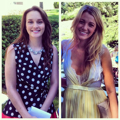 Gossip Girl Season 6: First On-set Photos — and New Wedding Details!