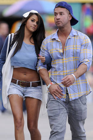 """Is Paula Pickard The Situation's """"New Girlfriend""""?"""