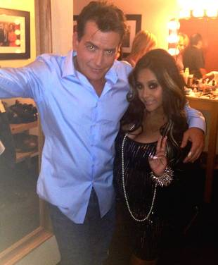 Spotted: What Controversial Celeb Is Snooki Hanging Out With? (PHOTO)