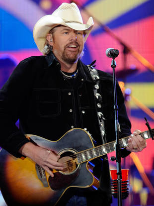 Toby Keith Says No to American Idol Judging Seat