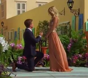 OMG Moments From The Bachelorette Season Finale: Jef Proposes, Arie Cries, And We Have a Total Eclipse of The Heart