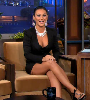 Why Did JWOWW Get a German Word Tattooed on Her Ankle? (VIDEO)