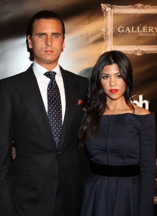 "Kourtney Kardashian Says She ""Hates"" Scott Disick, Is Always Thinking About Breaking Up With Him"