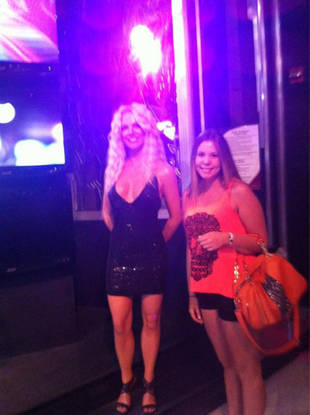 Kailyn Lowry Meets Britney Spears! (PHOTO)