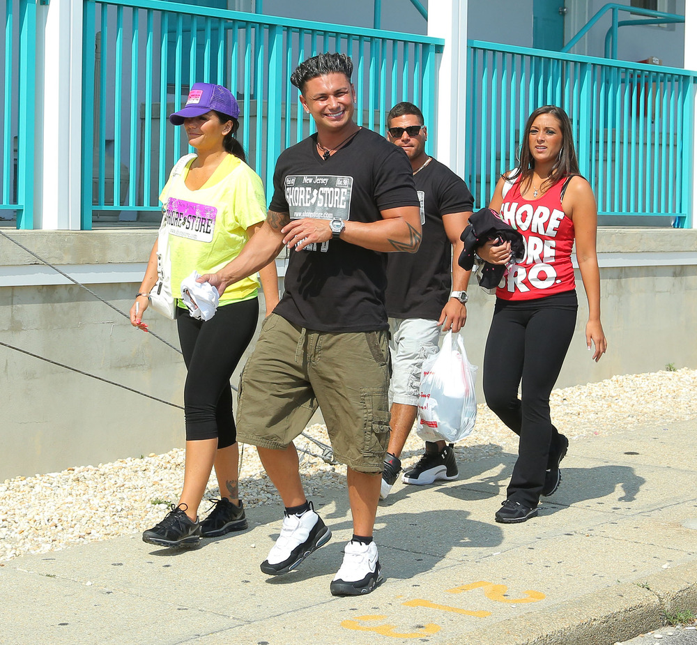 Jersey Shore Cast Offered Lifetime Supply of New Hangover Cure