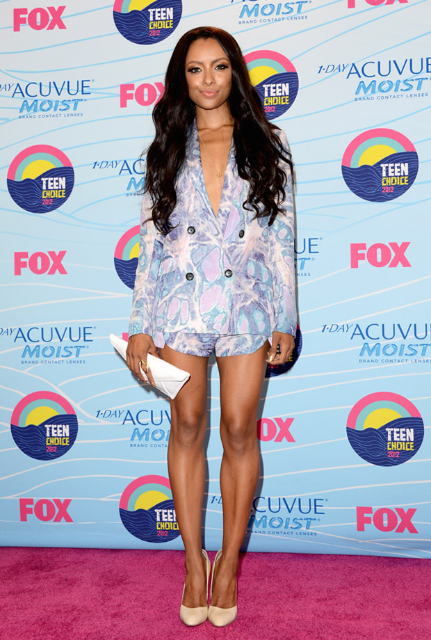 Kat Graham Reacts to The Vampire Diaries' Teen Choice Awards 2012 Wins — Exclusive!