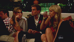 Chris Harrison's Bachelor Pad 3 Blog: What's Next for Michael and Rachel — Plus, Will Chris' Player Ways Come Back to Haunt Him?