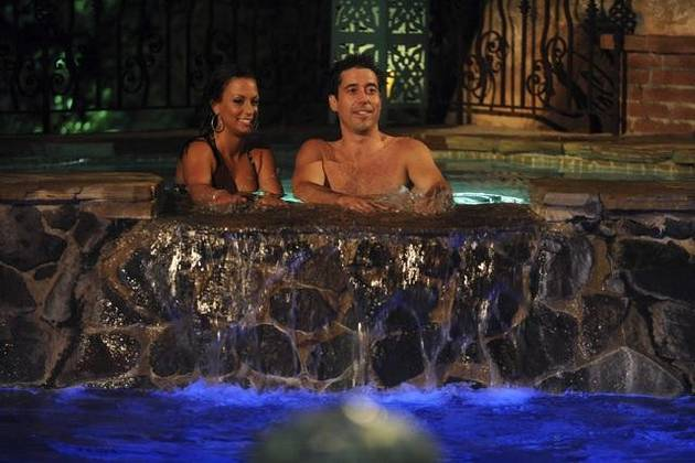 "Top Ed Swiderski Quotes From Bachelor Pad 2012 Premiere: ""It's Not a Hot Tub! It's a Cold Tub!"""
