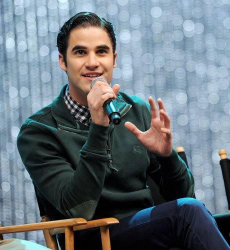 "Darren Criss: Glee Season 4 Will Be a ""Completely Different Show"""