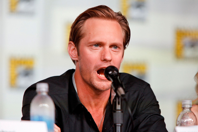 Alexander Skarsgard's True Blood Co-Stars Can't Stop Gushing Over His Hotness!