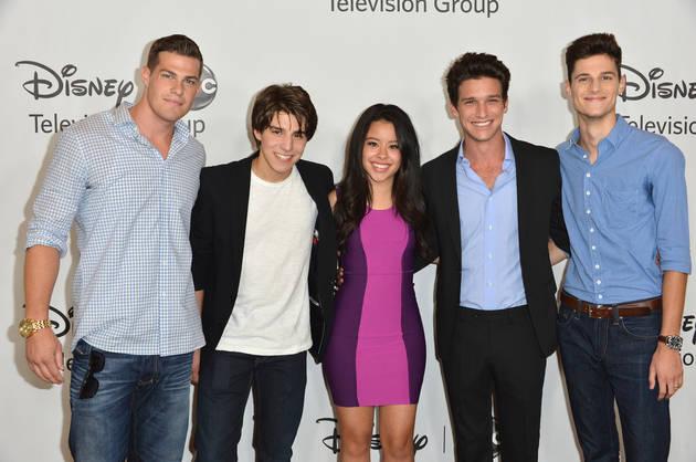 Secret Life Cast Spotted at the 2012 TCA Summer Press Tour (PHOTO)