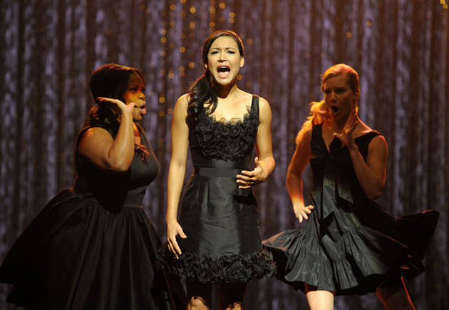 Emmy for Naya Rivera? Glee Star Is Getting Buzz for Santana's Coming Out Story