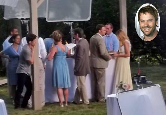Gossip Girl Season 6 Premiere: Serena Slaps [Spoiler] at the Wedding!